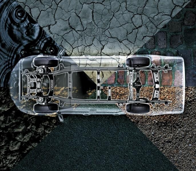 Khung gầm xe