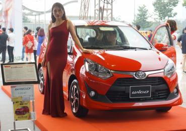 Đại chiến xe hạng A, Toyota Wigo giảm sốc 40 triệu đồng
