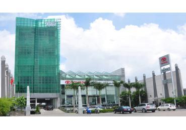 Giới thiệu đại lý Toyota Biên Hòa