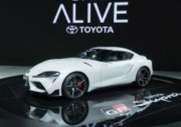 Huyền thoại Toyota Supra GR 2020 lần đầu ra mắt thị trường Đông Nam Á