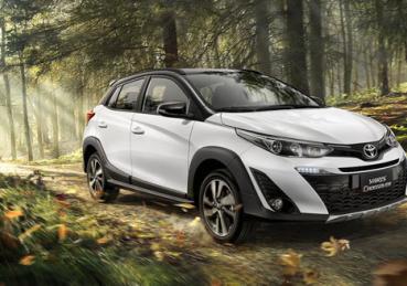 Toyota bổ sung thêm phiên bản gầm cao Yaris Crossover
