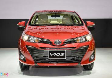 Toyota giảm giá đầu tháng 7, rẻ hơn cả VinFast Fadil