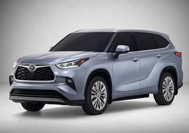 Toyota Highlander thế hệ mới với nhiều sự đột phá về thiết kế và động cơ