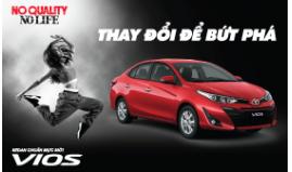 Toyota ra mắt Vios và Yaris thế hệ mới