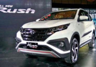Toyota Rush 2019 - Mẫu xe SUV được săn đón nhiều nhất hiện nay