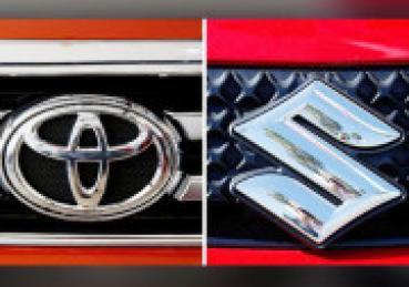 Toyota sẽ sản xuất xe hybrid cho Suzuki