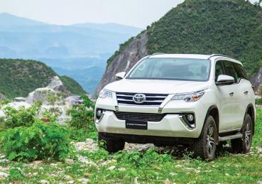 Toyota Việt Nam công bố doanh số tháng 7/2019