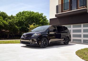 Xe Toyota gia đình ra mắt phiên bản mới