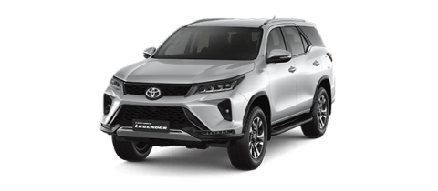 FORTUNER 2.4AT 4X2